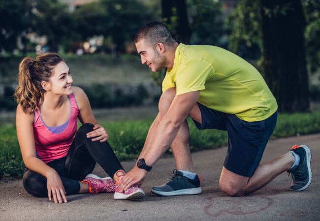 Sports Injuries & Post Surgical Rehab