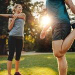 stretching for good health